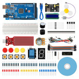Geekcreit® Scratch Super Base Kit for Arduino IDE MEGA2560 with 30 Lessons Tutorial Compatible with Mixly Mblock Magicblock