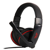 A500 Gaming Headset Gamer Earphones Headphones Deep Bass Wired Headphone with Microphone for Computer PS4 Xbox
