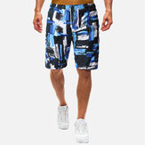 Mens Summer Beach Vacation lose gedruckte Boardshorts