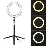 LED Selfie Ring Light Kits With Stand Tripod Clip For Phone Selfie Live Stream
