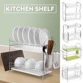 キッチン皿プレートボウルカップ乾燥ラック皿ホルダー水切りノンスリップ棚
