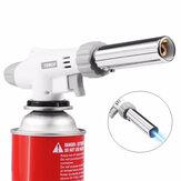 IPRee Барбекю газовый факел Огнестрельный пистолет Паяльная лампа Горелка для кухонной плиты горелки Паяльная зажигалка бутана