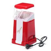 Mini máquina de pipoca elétrica 1200W para casa quente mesa máquina de lanches para festas