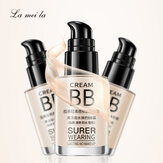 Latina Bb Cream Nude Makeup Concealer Strong Moisturizing White Enamel Oil Control Liquid Foundation Makeup