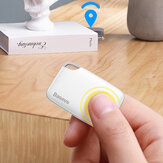 Baseus T2 Smart Bluetooth Anti Lost Device Mini Ultradunne Sling Tweeweg alarm Object Tracker van Ecological Chain
