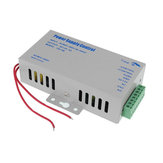 AC 110-220V Input DC 12V 5A Output Access Control Power Supply for Door RFID Fingerprint Access Control Machine Device