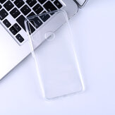 BAKEEY Crystal Clear Transparent Ultra-mince Non-jaune Soft TPU Housse de protection pour DOOGEE N20