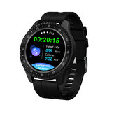XANES® F17 Touch Screen Waterproof Smart Watch Heart Rate Sports Fitness Bracelet