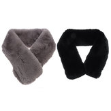 USB Heated Scarf 3 Gears Adjustment Heating Winter Warming Neck Soft Plush Heating Scarf
