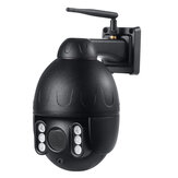 SD09W 5MP HD 2.7-13.5mm 5x optische zoom Focus PTZ IP-camera P2P Snelheid Dome H.265 + CCTV-buitencamera