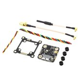 EACHINE TXC23 VTX 5.8 جيجا هرتز 48CH 25/200/600/800 ميجا واط FPV Mini Transmitter 28 * 28mm 36 * 36mm Mounting Board Pitmode IRC Tramp for Mobula7 Wizard x220s RC Drone