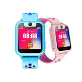 Bakeey S6 LCD Screen Kid Watches Waterproof LBS Location SOS Camera Children Smart Watch