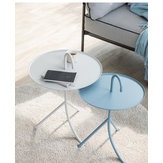 Jordan & Judy Multifunction Colorful Iron Craft Table for Tableware Home Furniture from