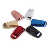 TPU afstandsbediening Smart Key Cover Fob Case Shell voor Audi A4 A5 Q7 TT