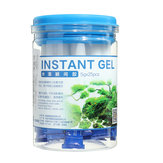 Transparent Landscaping Instant Strong Glue Aquatic Plants Block & Stone Coral Rock Adhesive Glue for Aquarium Water Plant Glue Fish Tank