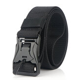 ENNIU XX19 125cm Punch Free Magnetic Buckle Military Tactical Belt Zinc Alloy Quick Release Waist Belts 2019 Newest Style