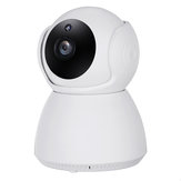 1080P Wifi IP Baby Camera H.265 Camera Cloud Storage Free PTZ & Wide Angle Motions Detection Camera