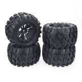 Pneumatici per ruote 1/10 Monster Truck per pneumatici HPI HSP Savage XS TM Flux ZD Racing LRP RC