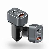 Bakeey 69W QC3.0 PD Type C Schnellladung USB-Autoladegerät für iPhone XS 11 Pro Huawei P30 Pro Mate 30 Xiaomi Mi9 9Pro Oneplus 6T 7 Pro
