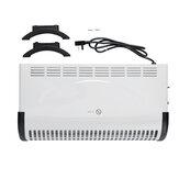 Contrôleur de température réglable de chauffage électrique 1800W 220V pour la salle de bain à la maison