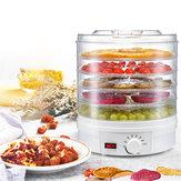 5 الطبقة الكهربائية الغذاء الخضار ديهيدراتور 220-240 فولت آلة الفاكهة مجفف لحوم البقر متشنج الأعشاب خالية من BPA