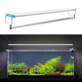 Zanlure 18-48cm Aquarium Light Full Spectrum Plant Fish Tank Lamp Fishing Lamp EU/US Plug