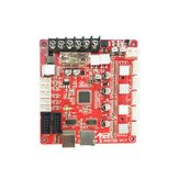 Anet® Upgraded E16 MainBoard MotherBoard Support RepRap Ramps1.4 A8 Hauptsteuerplatine DIY für 3D-Drucker
