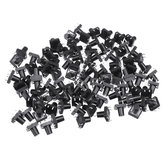 100pcs Momentary Tactile Push Button Switch 12x12x12mm
