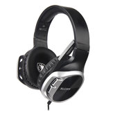 SADES R17 3.5mm Gaming Headset Headphone Stereo For PC Gamer Mobile Phone PS4