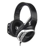 SADES R17 3,5 mm Gaming Headset Kopfhörer Stereo Für PC Gamer Handy PS4
