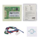 Evrensel SQU OF80 Araba Emulator Desteği IMMO / Koltuk Accupancy Sensör / Tako Programları