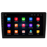 10.1 Inch 2 DIN voor Android 8.0 Auto Stereo Radio Quad Core 1 + 32G IPS Touchscreen WiFi GPS Bluetooth AM