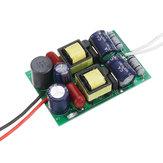 7-15x3W LED Entrada de controlador AC110V-220V a CC 21V-45V Fuente de alimentación de unidad incorporada Iluminación ajustable para DIY LED Lámparas