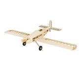 Dancing Wings Hobby T90-Tractors 2.1M KIT de ala fija a gas 2130mm Envergadura Balsa Wood RC Trainer Airplane