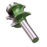 Drilpro 5pcs 8mm gambo punta del router arrotondata 1/4 a 5/8 Pollici fresa per bordi per lavorazione del legno scalpello taglierina per scanalatura