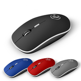 APEDRA G-1600 2.4GHz Wireless 1600DPI Mouse Mute Rechargeable Mouse Ergonomic Design for Office