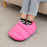 Electric Warm Pad Foot Warmer Feet Heated Mat Shoes