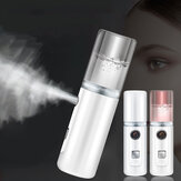 Face Stream Beauty Spray Machine à eau à main hydratante Nano Brume ionique Humidificateur pour le visage Sauna Facial Pore Cleansing Tool