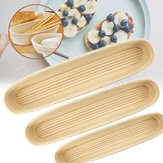 3 Size , 1-3 Pcs Breadboard Proofing Proving Baskets, Rattan Banneton Brotform Dough