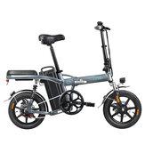 Fiido L2 الرائد رواية 48V 350W 20Ah دراجة كهربائية قابلة للطي 14 بوصة 25km / h السرعة القصوى 3 Gear القوة Boost Electric Bike دراجة كهربائية