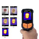 MKL-R01 हैंडहेल्ड IR थर्मल इमेजिंग कैमरा डिजिटल डिस्प्ले 1024P हाई इन्फ्रारेड इमेज रेजोल्यूशन थर्मल इमे