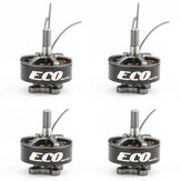 4PCS Emax ECO Series 2207 1700KV 3-6S Brushless Motor für RC Drone FPV Racing