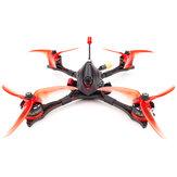 EMAX Hawk Pro 5 Inch 4S / 6S FPV Racing Drone PNP / BNF F405 FC 35A Blheli_32 ESC Pulsar 2306 1700KV / 2400KV motor CADDX Ratel Cam 25-200mW VTX