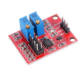 NE555 Pulse Module LM358 Duty and Frequency Adjustable Square Wave Signal Generator Upgrade Version