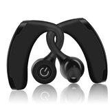 V11 TWS bluetooth 5.0 Spor Telefon Kulaklığı Stereo HiFi Kulak Çengel Mic ile Kulaklık