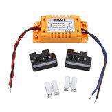 3pcs KTNNKG Wireless Light Switch Kit For Lamps Fans Appliances 433Mhz RF Receiver Default OFF