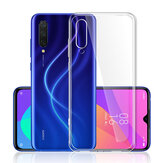 Bakeey Xiaomi Mi 9 Xiaomi Mi CC9用のLite Crystal Clear Transparent Ultra-thin Soft TPU保護ケース