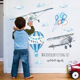 Miico HM71008 Adesivo de parede para quarto infantil Adesivo decorativo DIY
