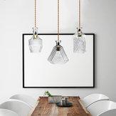 Décanteur Vintage Bouteille Pendentif Plafonnier Lustre Lampe Luminaire Décor À La Maison
