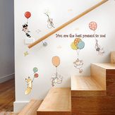 Miico SK7187 Kinderkamer Wanddecoratie Muursticker Cartoon Stickers DIY Stickers Decoratieve stickers